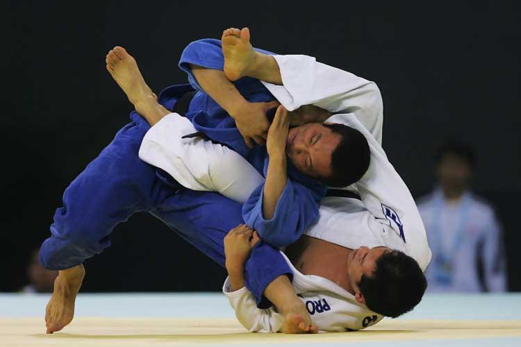 Beijing-Judo